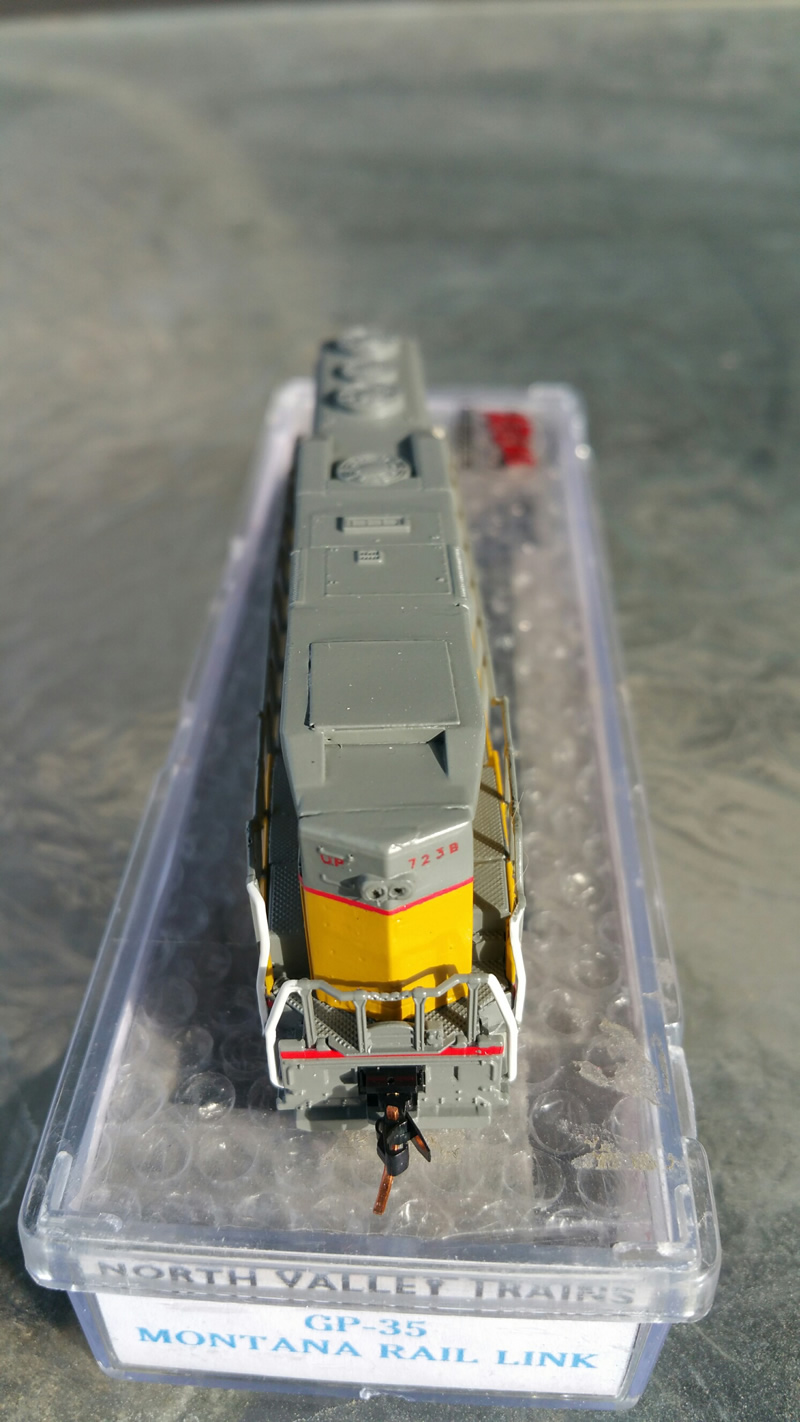 N Scale GP30b Union Pacific – North Valley Trains